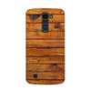 Wooden Vio Texture Case for  LG Q10