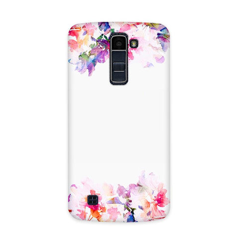 The Flower Case for  LG Q10