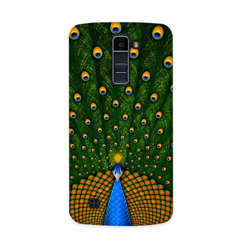 The Peacock Case for  LG Q10