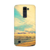 Seashore Case for  LG Q7