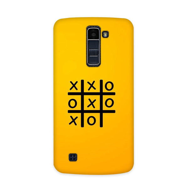 Tic Tac Toe Case for  LG Q10
