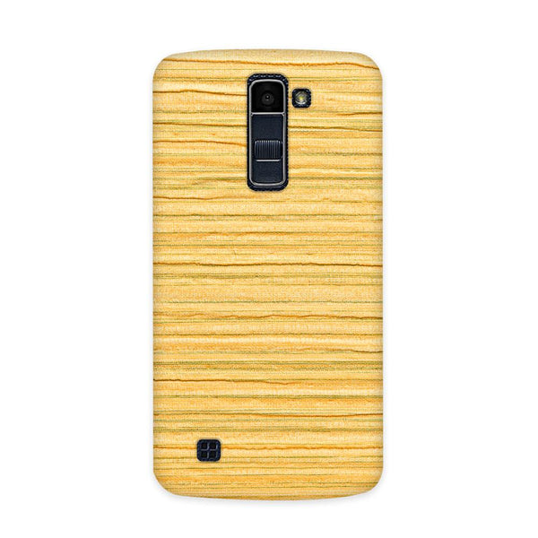 Sandy Wood Case for  LG Q10