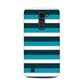 Colors of Blue Case for  LG Q10
