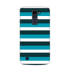 Colors of Blue Case for  LG Q7