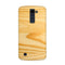Woodenish Case for  LG Q7