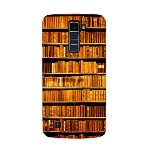The Library Case for  LG Q10