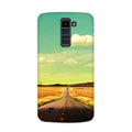 Lonely Road Case for  LG Q10