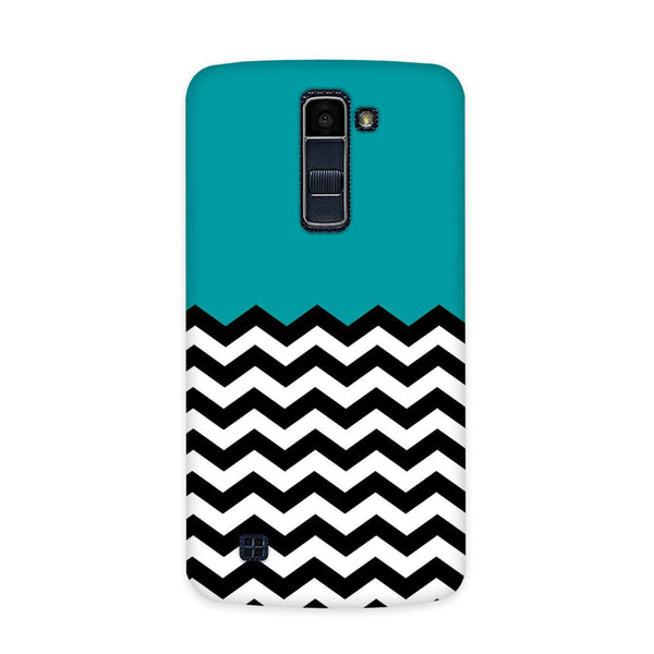 Wavey Chevron Case for  LG Q7