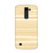Wood Pattern Case for  LG Q7