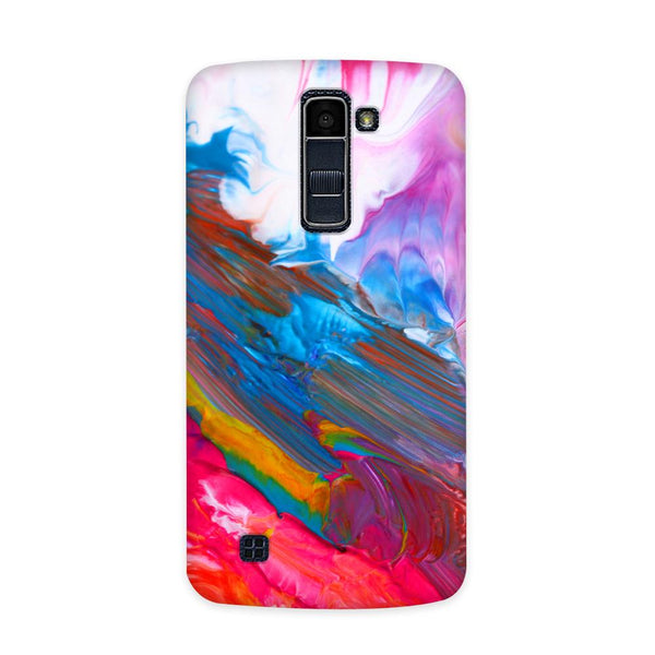 Color Stroker Case for  LG Q7