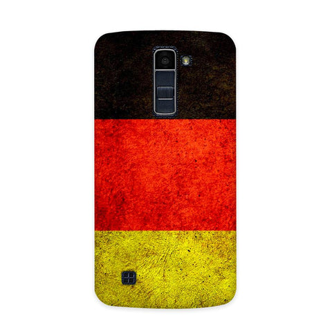 The German Grunge Case for  LG Q10