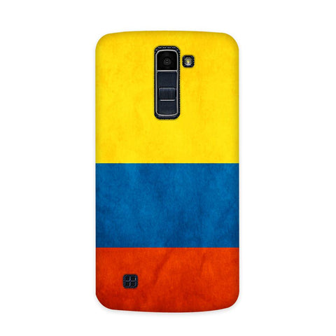 Yellowbound Case for  LG Q7