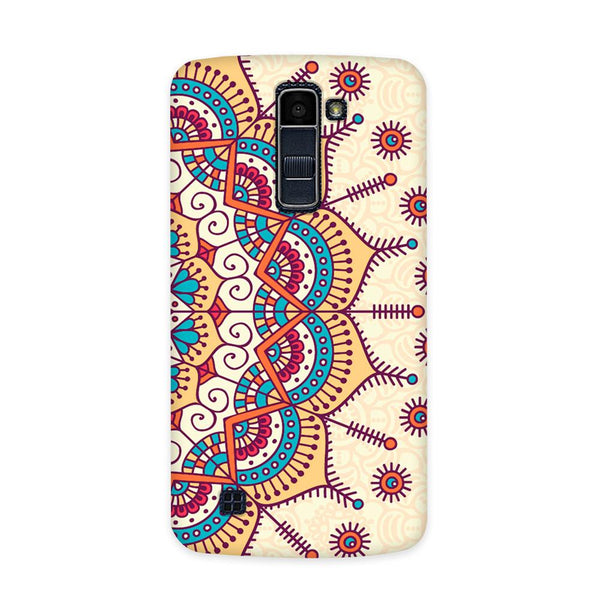 The Blocko Print Case for  LG Q10