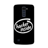 Hacker Inside Case for  LG Q7