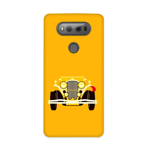 Vintage Car Case for LG V20