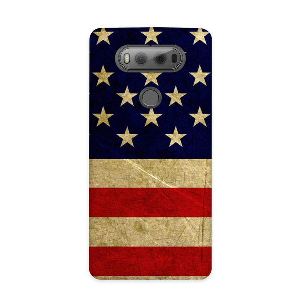 US Flag Case for LG V20