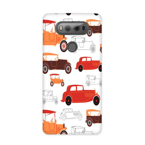 Vintage Wheels Case for LG V20
