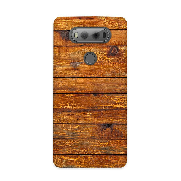 Wooden Vio Texture Case for LG V20