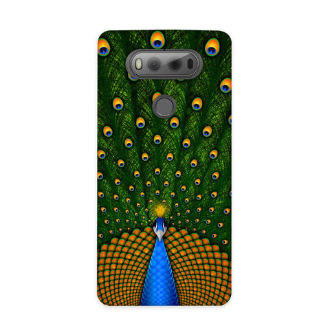 The Peacock Case for LG V20
