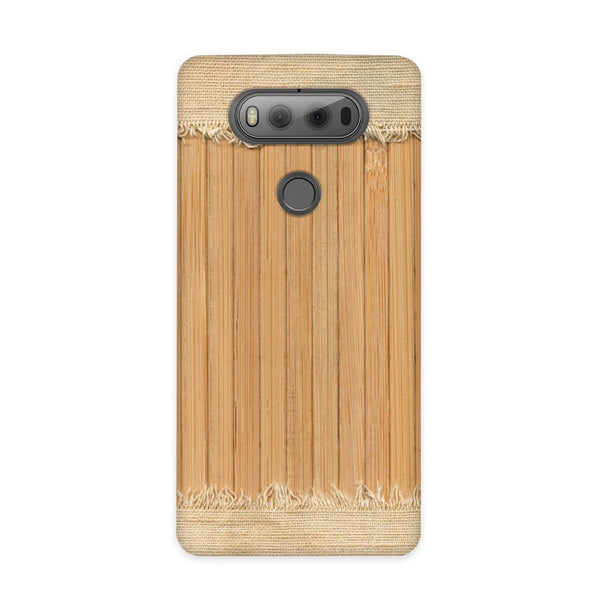 Woodcraft Textured Case for LG V20