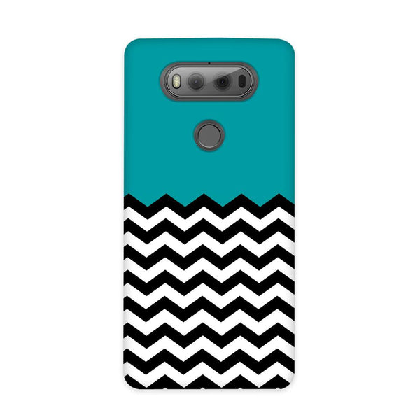 Wavey Chevron Case for LG V20