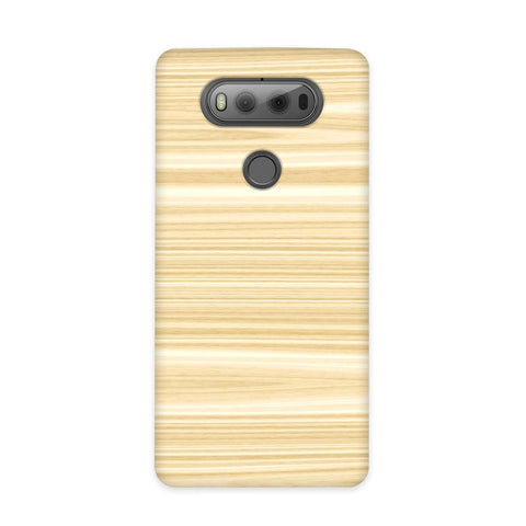 Wood Pattern Case for LG V20