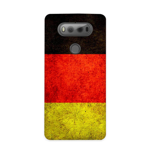 The German Grunge Case for LG V20