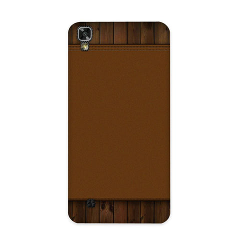 Brown Cosmo Case for LG X Power