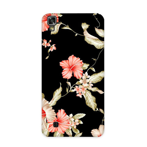 Dark Flower Case for LG X Power