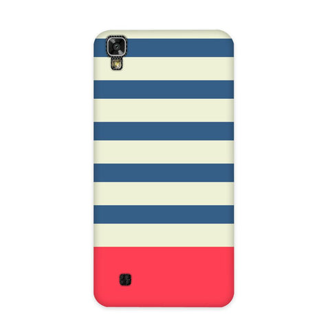 Cumo Stripe Case for LG X Power