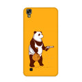 Panda Robber Case for LG X Power