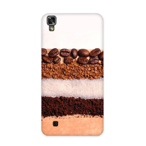 Coffee Bean Case for LG X Power