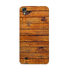 Wooden Vio Texture Case for LG X Power