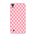 Pinky Checks Case for LG X Power