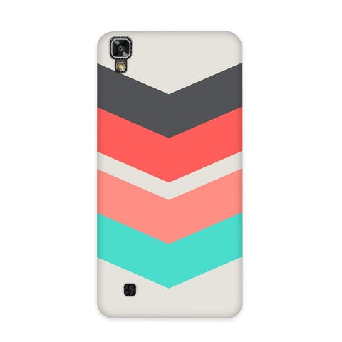 Classy Chevron Case for LG X Power