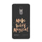 Make Today Magical 2 Case for Lenovo K6