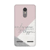 Make It Happen Case for Lenovo K6