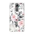 Rosey White Case for Lenovo K6 Note