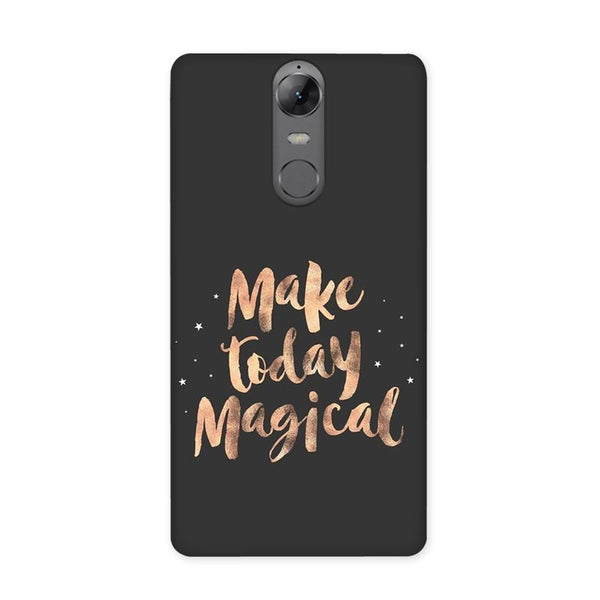 Make Today Magical 2 Case for Lenovo K6 Note