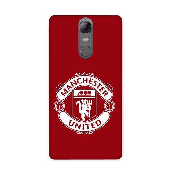 ManU Red Case for Lenovo K6 Note