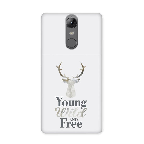 Young Wild Case for Lenovo K6 Note