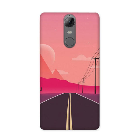 Urban Roads Case for Lenovo K6 Note