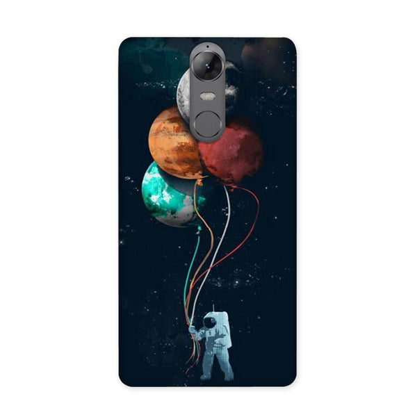 Planets In My Hand Case for Lenovo K6 Note