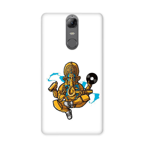 Musical Ganesha Case for Lenovo K6 Note