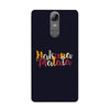 Hakuna Matata Black Case for Lenovo K6 Note