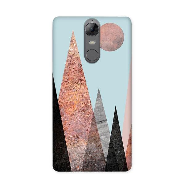 Sebesa Peaks Case for Lenovo K6 Note