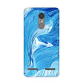 Blue Strokes Case for Lenovo K6 Power