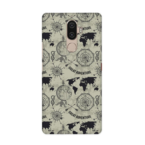 Great Adventure Case for Lenovo K8 Note