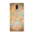 Travel Stamps 2 Case for Lenovo K8 Note