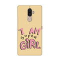 Super Girl Case for Lenovo K8 Note
